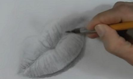 dibujos, arte, aprender, curso, labios, racomic.com canalmenorca.com