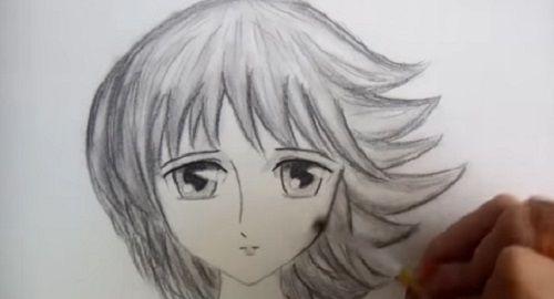 dibujos, arte, aprender, curso, rostro cara manga, racomic.com canalmenorca.com