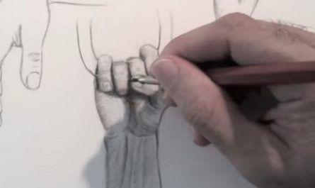 dibujos, arte, aprender, curso, manos, racomic.com canalmenorca.com