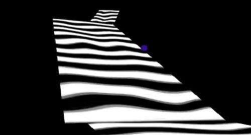 Efecto Aristóteles – La cascada (efecto secundario del movimiento)