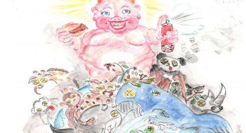Los HUMANOS… los mayores devastadores del planeta