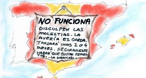 Panorama POLÍTICO Español .. »NO FUNCIONA'