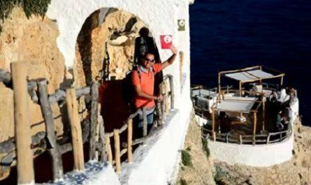 Cova d'en Xoroi, cueva, bares, copas, discoteca, gruta, club musical, bebidas, canalmenorca.com