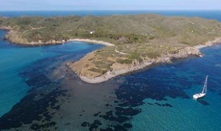islote, lazareto, illa colom, mahón, canalmenorca.com