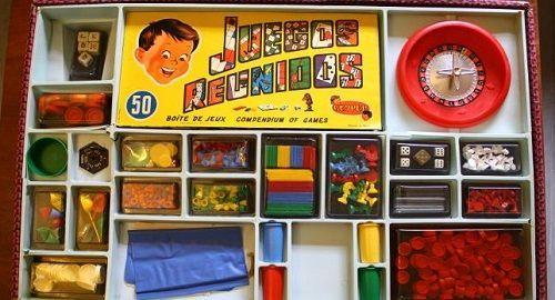 Juegos REUNIDOS Geyper