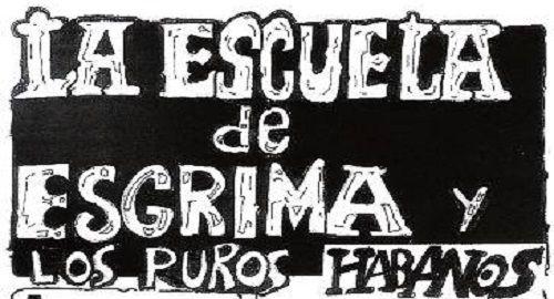 aznarín escuela de esgrima cómic menorquín de Tommy Knockers canalmenorca.com racomic.com