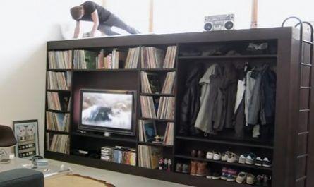 muebles, hogar, bricolaje, espacios pequeños, dormitorios, living cub, parisot space-up, slumbershelves, Kali Duo Sofa, Cocina Inteligente, smart living, Breaking the Box, Ori Pocket Closet, canalmenorca.com