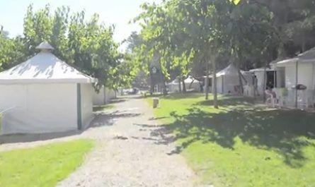 camping, son bou, llucalari, alayor, pinar, tiendas, glamping, parcelas, bosque, barranco, sendero, canalmenorca.com