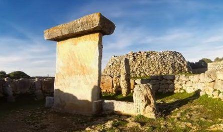 Talayot, Menorca, Taulas, Megalitico, prehistoria, Pared Seca, canalmenorca.com