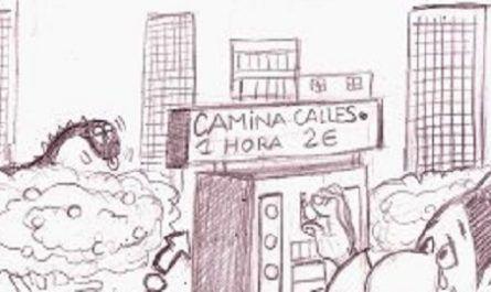 cómic, dibujante menorquín, Tommy knockers, dibujo, viñeta, aventura, tbo, canalmenorca.com, racomic.com