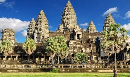 Templo, Angkor Wat, Camboya, imperio jemer, hinduista, Siem Riep, Monte Meru, Unesco, Patrimonio Humanidad, Bayón, Palacio, canalmenorca.com