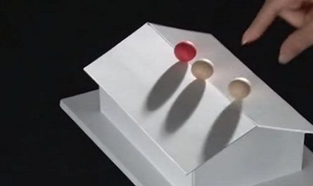 ilusión óptica, fantasía, alucinación, idea falsa, quimera, espejismo, visión, delirio, distorsión realidad, imposible, increíble, Kokichi Sugihara, tejado, canalmenorca.com