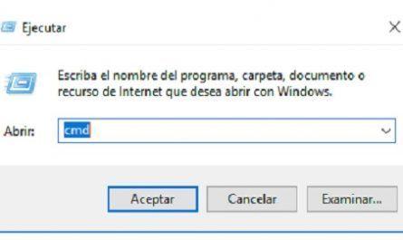 Informática, Windows 10, Pc, Portátil, ratón, disco duro, tecla F5, explorador de archivos, windos 10 no refresca cambios, consola cmd, canalmenorca.com