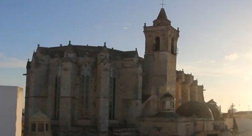 La Catedral-Basílica de Santa María, Ciudadela (Menorca)