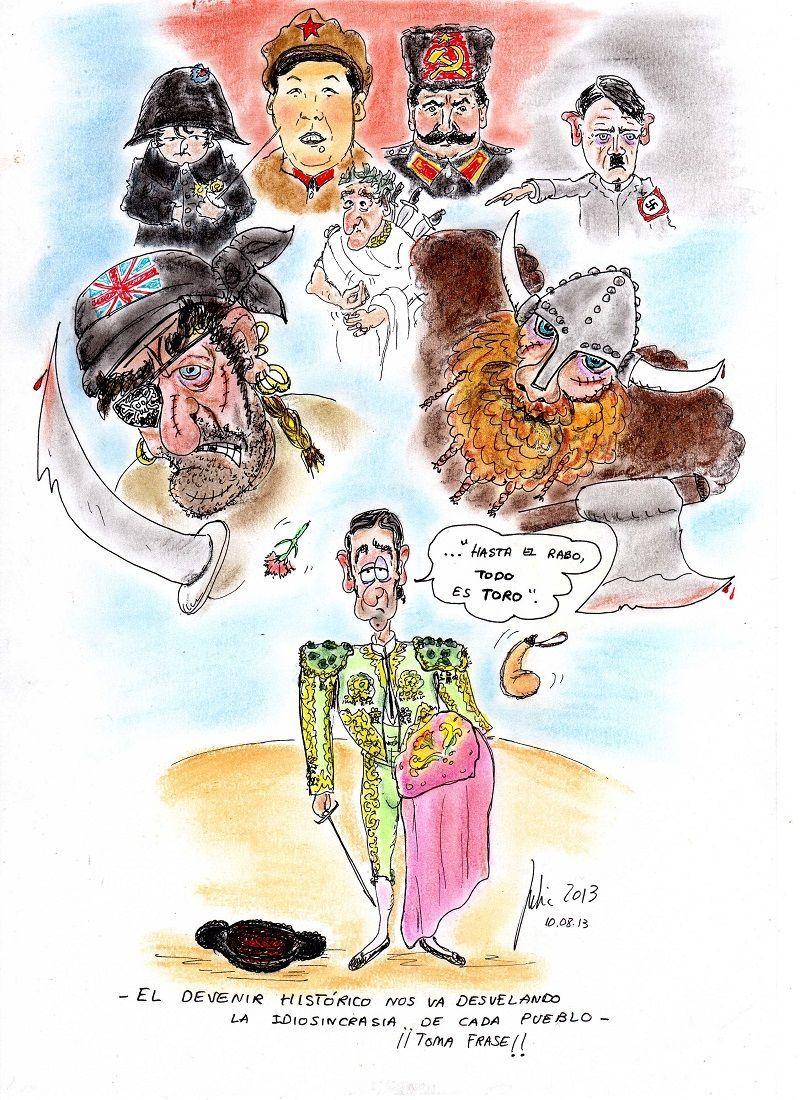 cómic, viñeta, dibujo, tebeo, historieta, arte, caricatura, rincón de julia, Rabiosa Actualidad, Radiaciones Comiqueras, Cómic Digital, navegantes racomiqueros, condenados, errores, históricos, devenir, idiosincrasia, pueblo, racomiccom, canalmenorca.com