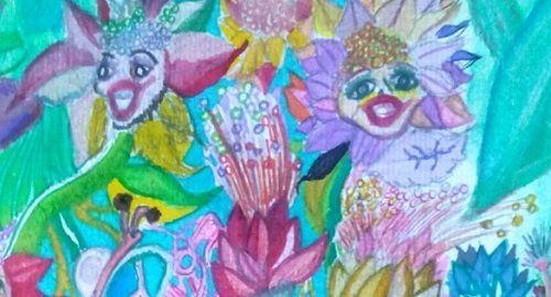 Flores Vivientes