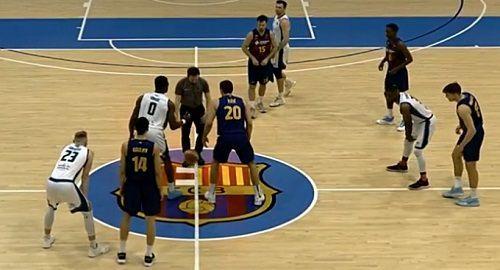 Barça B 74- Hestia Menorca 76 (Sábado 25/01/20)