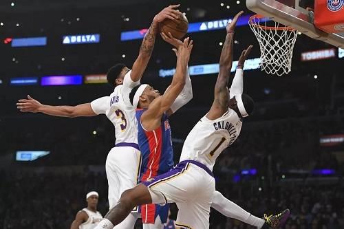khato, El Club, crónica NBA, vídeo resumen NBA, estadísticas detalladas NBA, LAKERS 106 – 99 PISTONS, canalmenorca.com