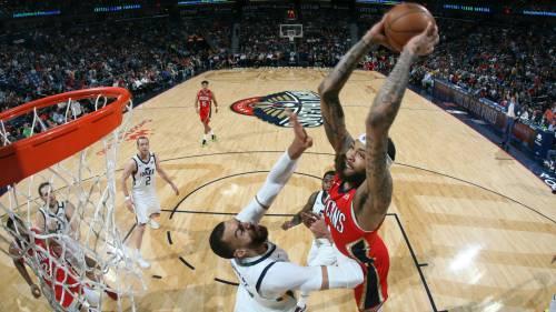 khato, El Club, crónica NBA, vídeo resumen NBA, estadísticas detalladas NBA, New Orleans PELICANS 132 – 138 Utah JAZZ (16/1/2020, canalmenorca.com