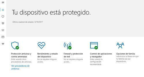 Analizar equipo con Windows Defender Offline (sin conexión)