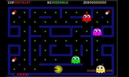 Juegos online, diversión, entretenimiento, pasatiempo, recreo, distracción, descanso, esparcimiento, puzzle, videojuego, cónsola, pac-man, pac-dot, canalmenorca.com