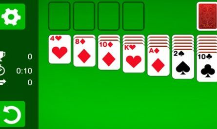 Juegos online, diversión, entretenimiento, pasatiempo, recreo, distracción, descanso, esparcimiento, puzzle, videojuego, cónsola, solitario, naipes, paciencia, destreza, cartas, ases, un solo jugador, canalmenorca.com