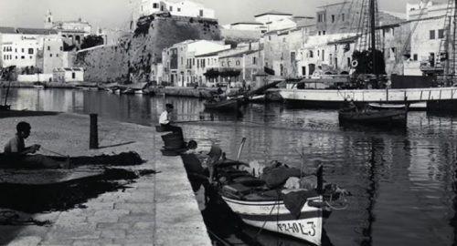 Fotos Antiguas de Ciutadella y Menorca