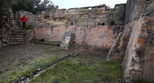 ALJIBE-ALJUB Joya Etnológica del campo menorquín