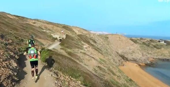 Epic Camí de Cavalls 360º · Trail por etapas en Menorca