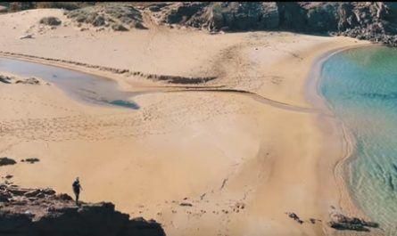 Menorca, isla, archipiélago, España, Baleares, Patrimonio Mundial, Unesco, Prehistoria, monumento, blanco y azul, paraiso, mediterráneo, belleza, Reserva Biosfera, drone, 4k, canalmenorca.com