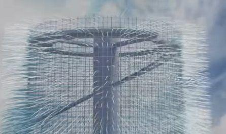 Tecnología, STRAWSCRAPER, Estocolmo, edificio ecológico, edificio autosuficiente, Söder Torn, filamentos piezoeléctricos, David Humble, Belatchew Arkitekter, Suecia, canalmenorca.com