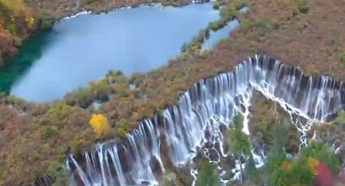 Parque Nacional Jiuzhaigou (China)