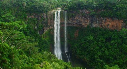 La Tierra de los Siete Colores, Chamarel, Islas Mauricio.