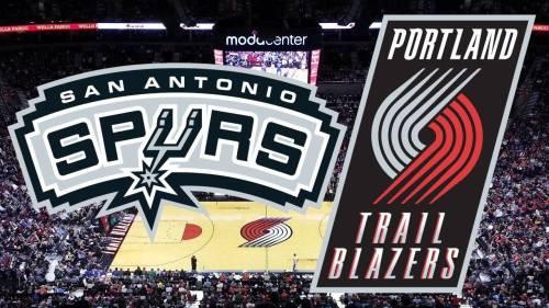 khato, El Club, crónica NBA, vídeo resumen NBA, estadísticas detalladas NBA, Portland TRAILBLAZERS 125, San Antonio SPURS 117, canalmenorca.com