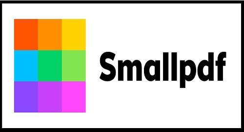 Smallpdf, convierte y edita archivos PDF