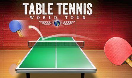 Juegos online, diversión, entretenimiento, pasatiempo, recreo, distracción, descanso, esparcimiento, puzzle, videojuego, cónsola, pac-man, pac-dot, lógica, deducción, estrategia, tablero, ping pong, raqueta, paleta, red, tenis de mesa, Table Tennis World Tour, canalmenorca.com