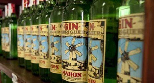 Gin de Menorca o Gin Xoriguer