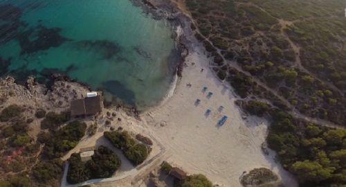 Playa de Binibeca, Sant Lluis