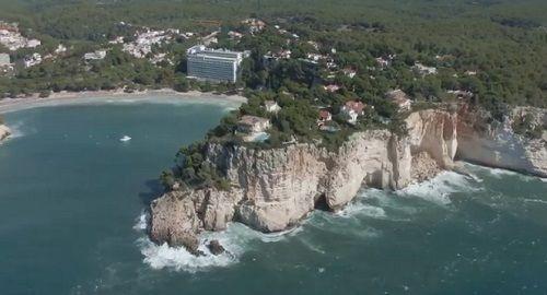 Desde el Cielo de Menorca (Drone 4k)