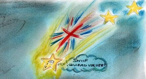 BYE BYE U.K.