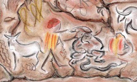 cómic, viñeta, dibujo, tebeo, historieta, arte, caricatura, rincón de julia, Rabiosa Actualidad, Radiaciones Comiqueras, Cómic Digital, navegantes racomiqueros, interpretación histórica, partidismo, falsedad, independentismo, arqueología, descubrimiento, Tarragona, paleolítico, L'Espluga de Francolí, Conca de Barberà, IPHES, Font Major, racomic.com, Josep Maria Vergès, canalmenorca.com