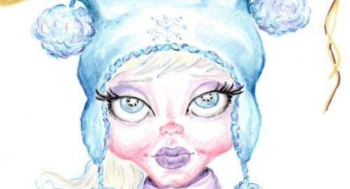 «Mis Princesas Disney»-ELSA FROZEN