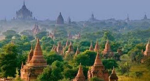 Templos de BAGAN, Birmania