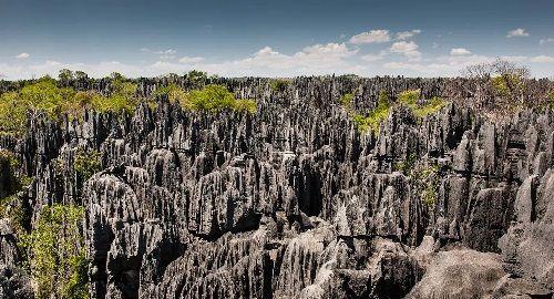Tsingy de Bemahara, Madagascar