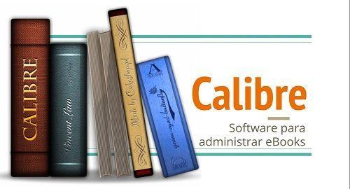 CALIBRE Gestor y Organizador de Ebooks