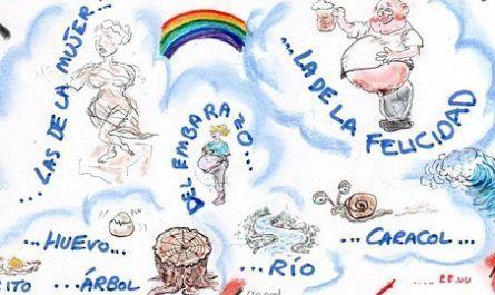cómic, viñeta, dibujo, tebeo, historieta, arte, caricatura, rincón de julia, Rabiosa Actualidad, Radiaciones Comiqueras, Cómic Digital, Curva, Crecimiento, confinamiento, coronavirus, España, covid-19, infectados, cuarentena, racomic.com, canalmenorca.com