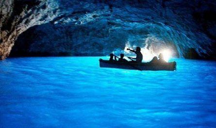 Vídeos increíbles, lugares maravillosos, naturaleza, viajar, explorar, aventura, gruta azul, grotta azzurra, cueva marina, gruta, isla, Kopisch, Capri, canalmenorca.com