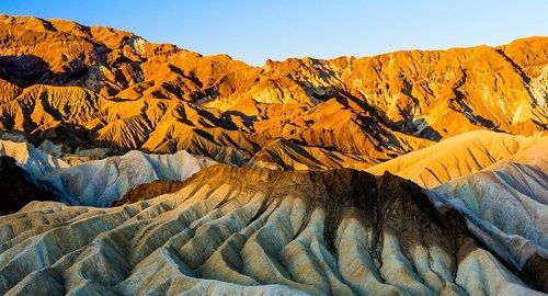 Valle de la Muerte, California USA