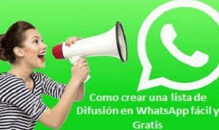 Whatsapp, Listas, difusión, contactos, red, social, móvil, destinatarios, canalmenorca.com
