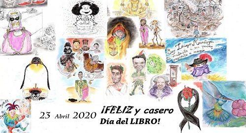 23 de ABRIL 2020 «Día del Libro»